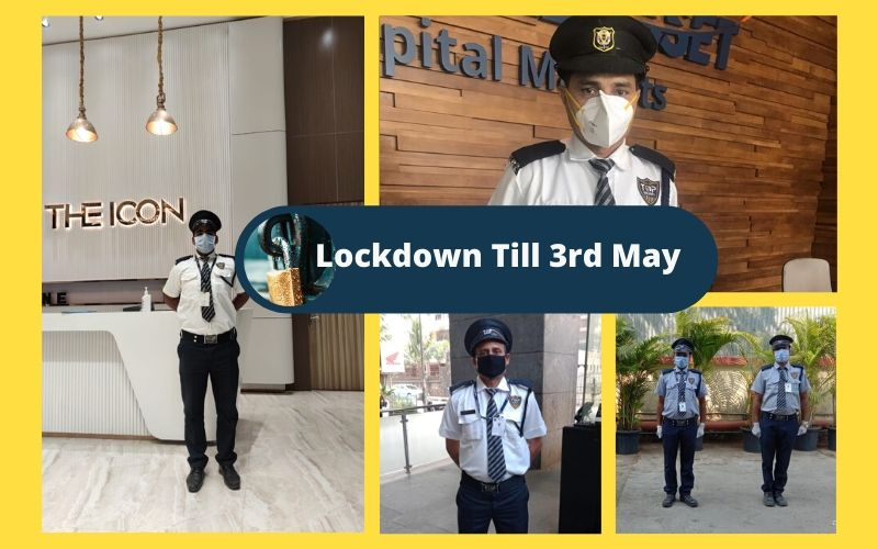 Lockdown Extended 3rd May 2020