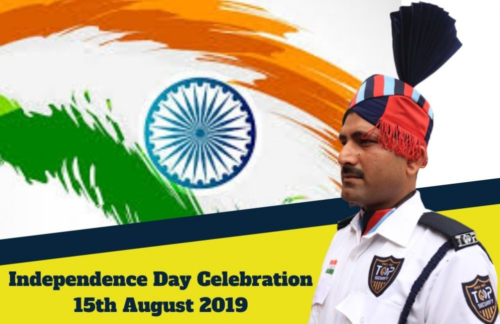 Independence Day 15th Aug 2019-TOP IPS GROUP